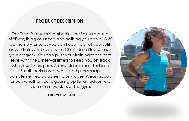 women's dash small product description