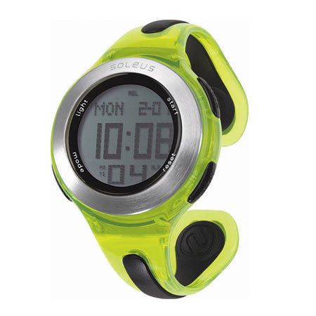 soleus swift running digital sport watch