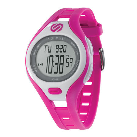 soleus women's dash digital running sport watch