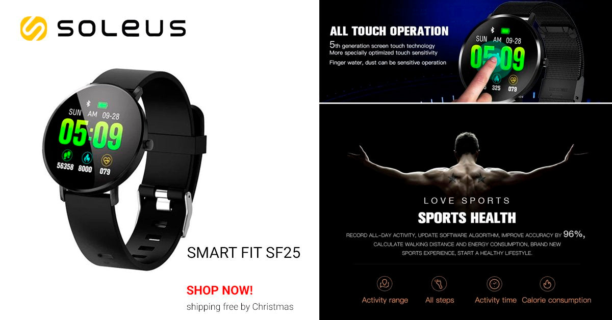 Soleus Smart Fit SF25