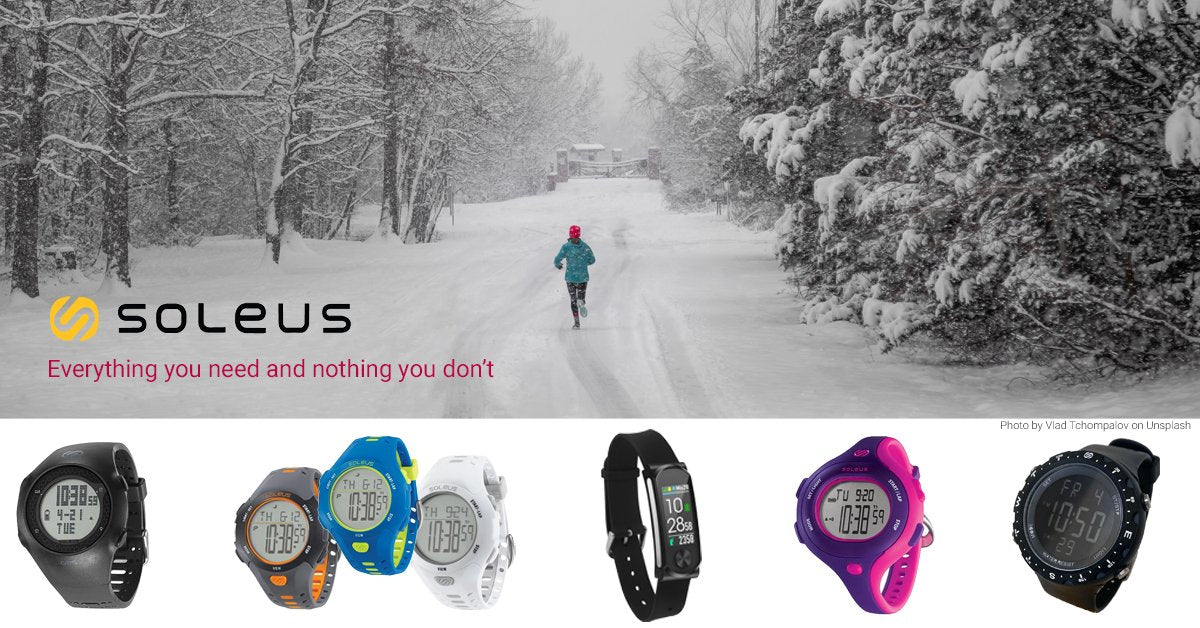 Soleus Running Christmas Specials