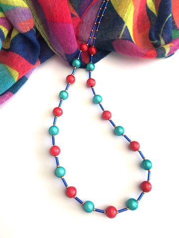 Bead and Gemstone Necklaces