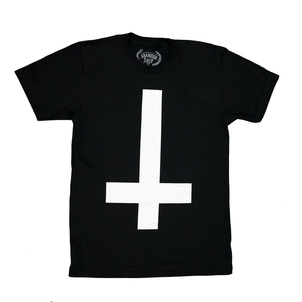 Cross T-Shirt Black