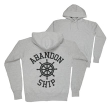 Load image into Gallery viewer, Classic Logo Pullover Hood Grey