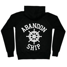 Load image into Gallery viewer, Classic Logo Pullover Hood Black