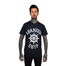 Load image into Gallery viewer, Classic Logo T-Shirt Navy