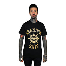 Load image into Gallery viewer, Classic Logo T-Shirt Black/Gold