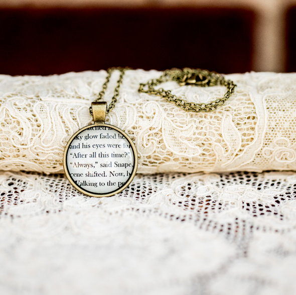 Qoute Necklaces