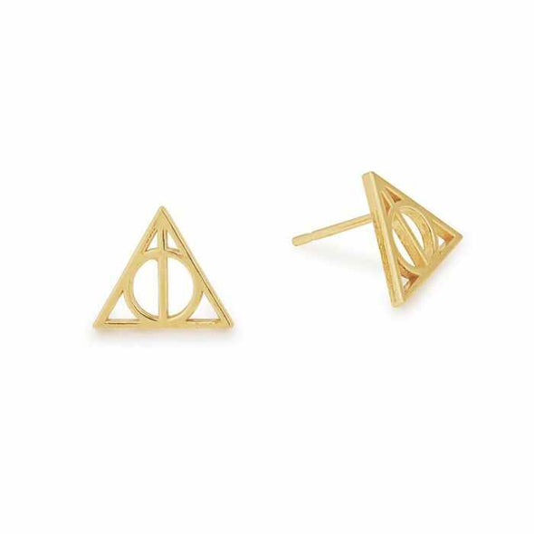 Deathly Hallows Studs