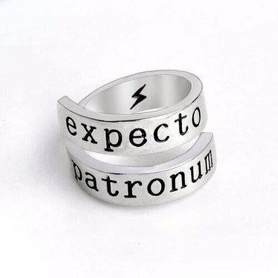Expecto Patronum Ring