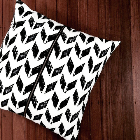 Cushion / Herringbone Two