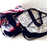Carry All Bag / Black Triangle One