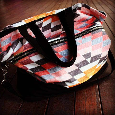 Carry All Bag / Texta Print One