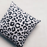 Cushion / Monochrome Leopard