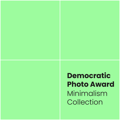 Democratic Photo Award 2020 - Minimalism Collection - Exceptional photography discovered on Instagram by you.