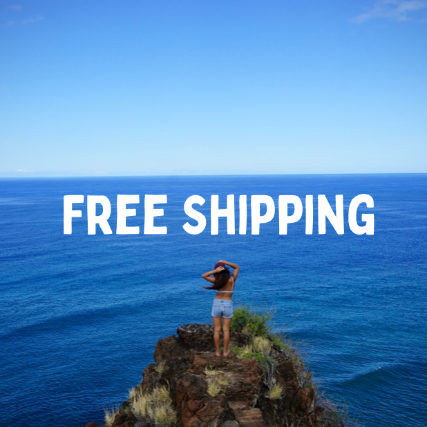 FREE SHIPPING Service until this Monday!