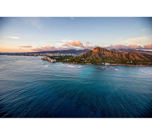Diamond Head Dusk