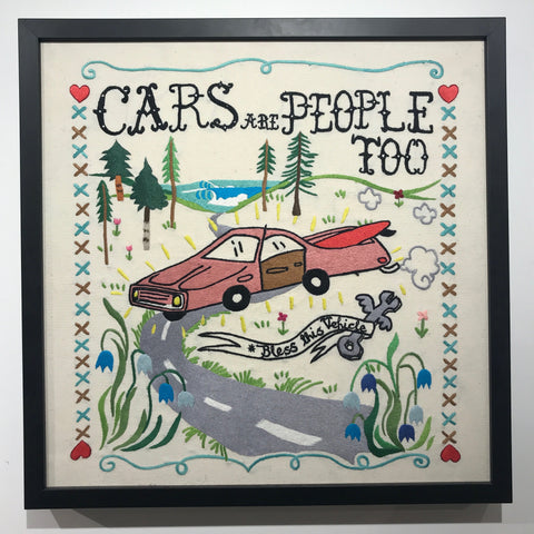 Cars Are People Too