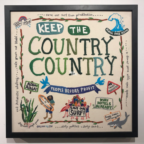 Keep the Country Country