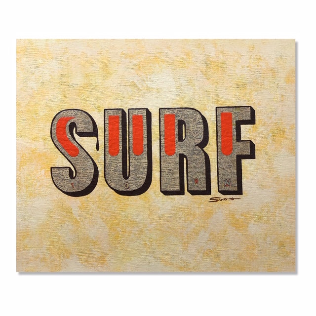 SURF - TOWN -