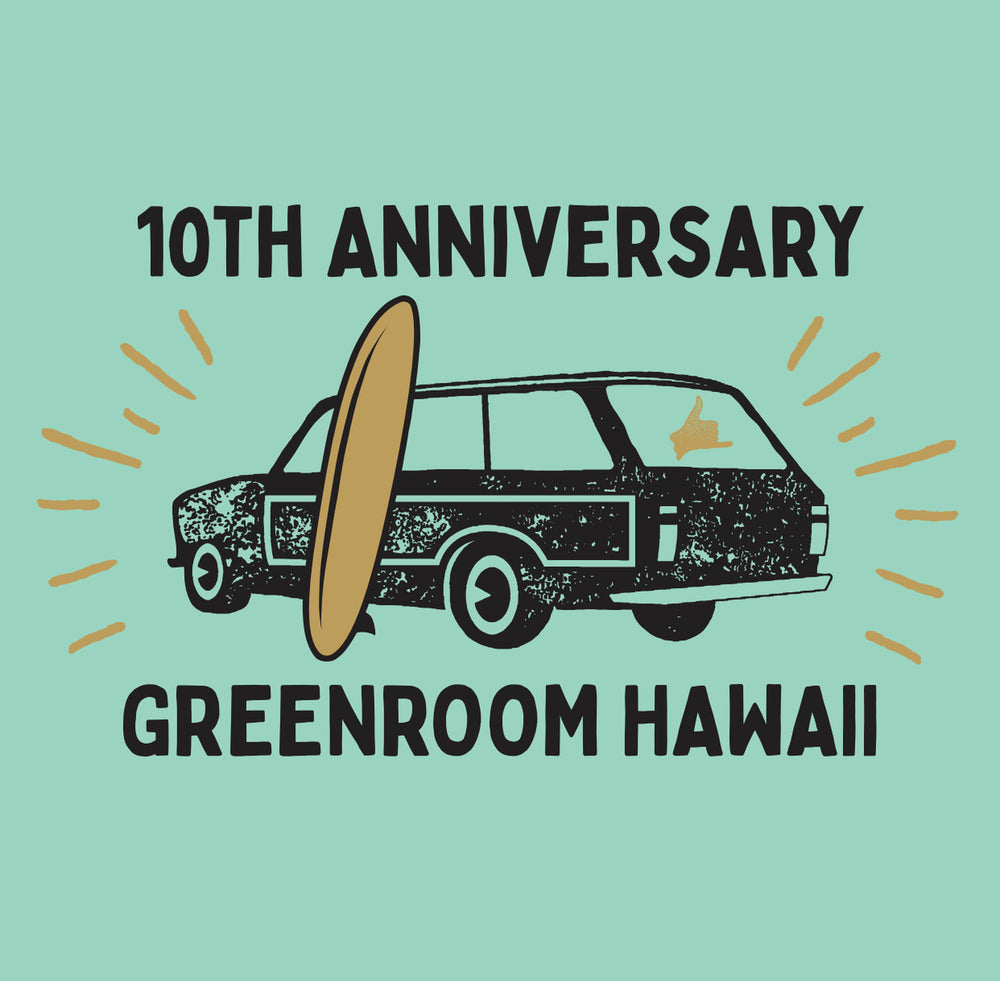 10th Anniversary Poster - Wagon