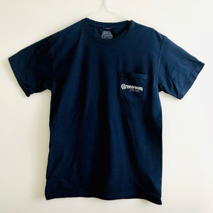 GRH 10th Anniversary Pocket T-shirt - Navy