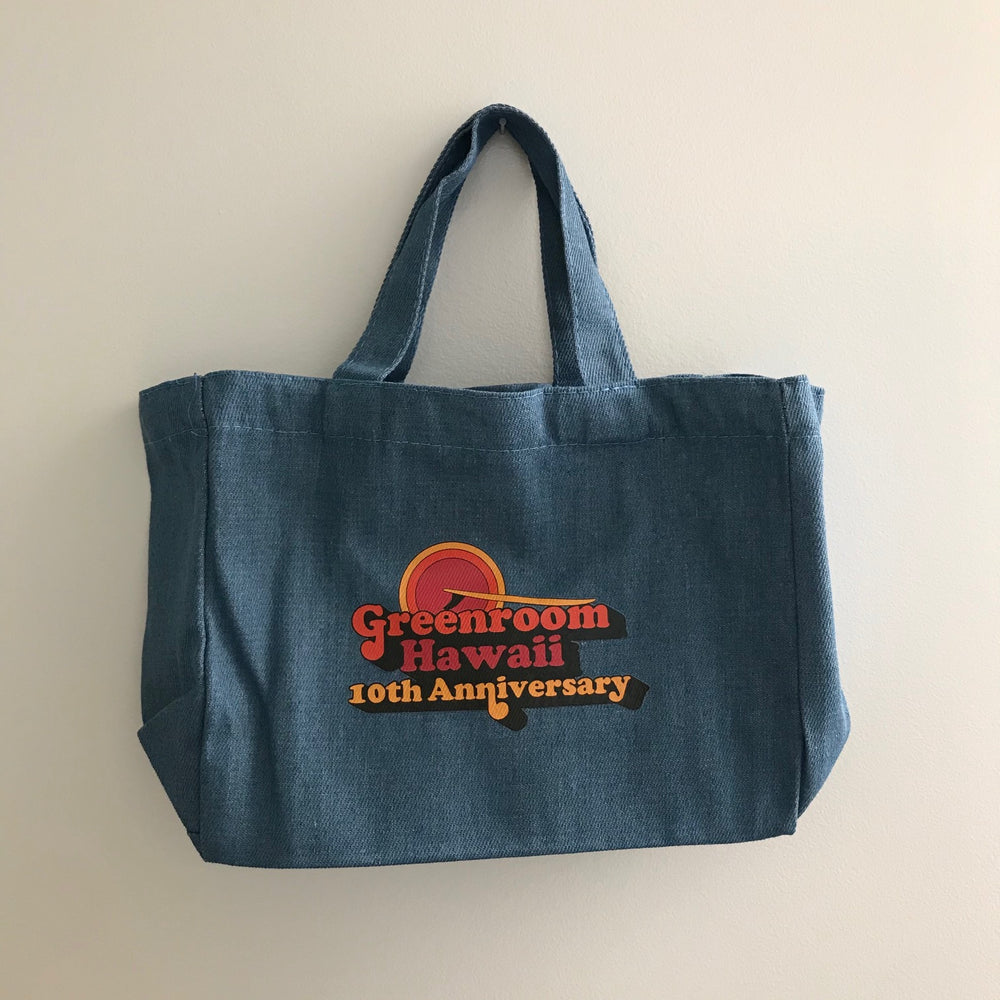 10th Anniversary Denim Mini Tote
