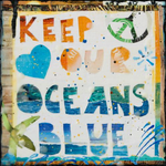 Keep Oceans Blue
