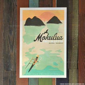 Mokulua Islands