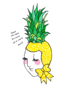 Pineapple Person