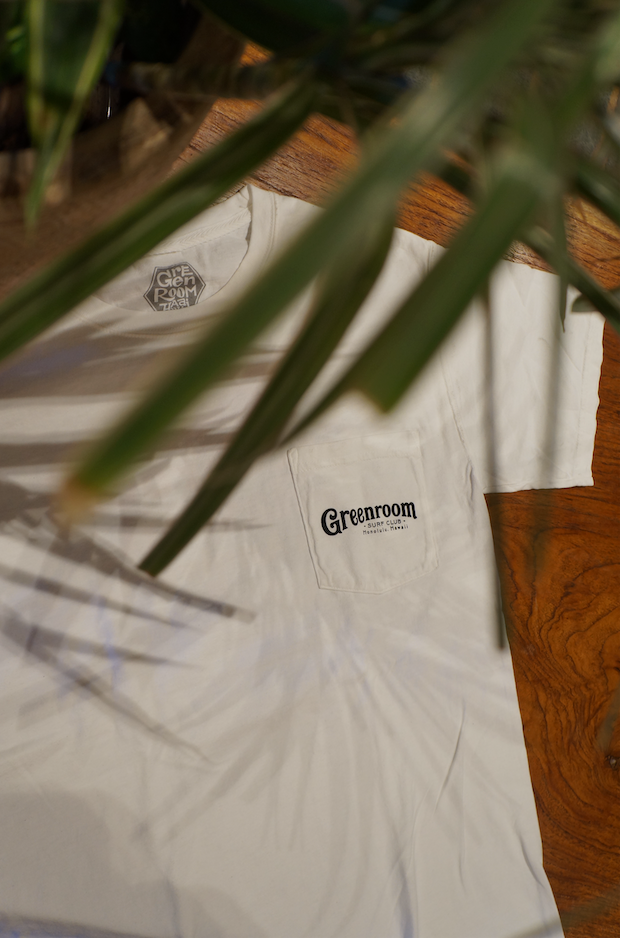GRH 10th Anniversary Pocket T-shirt - White