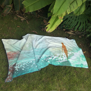 Wash - Surfer Towel