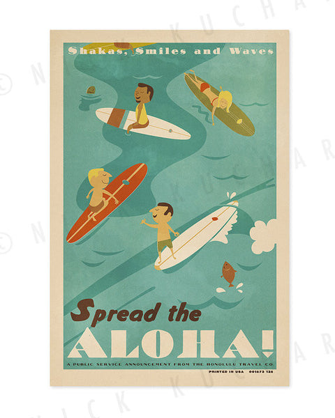 Spread The Aloha