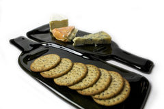 Double Wine Bottle Cheese Board / Platter