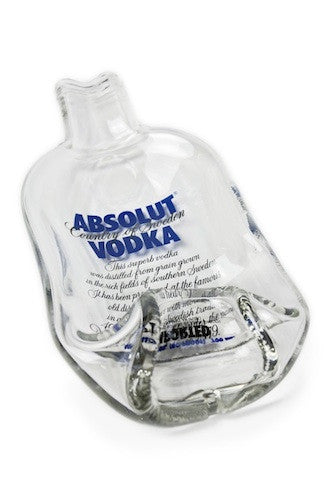 Vodka Bottle Dish