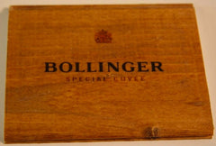 Bollinger (set of 4)