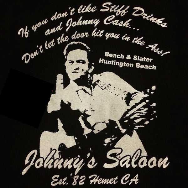 Original Johnny's Mens T-Shirt