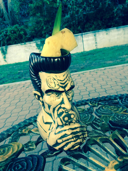 The LAST of the ZOMBIE CASH Tiki Mugs - ONLY 500 ever made!