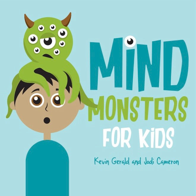 Mind Monsters for Kids - (hardback)