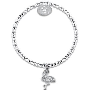 Edith Flamingo Bracelet