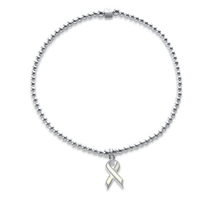 Grace's Ribbon Anklet