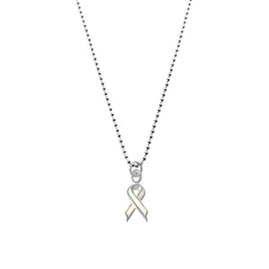 Grace's Ribbon Necklace