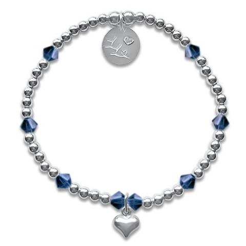 Little LL September Birthday Bracelet