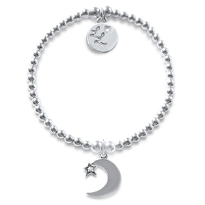 Little LL Moon and Stars Bracelet