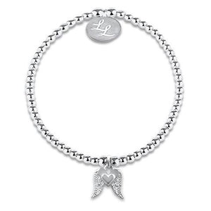 Edith Loving Wings Bracelet