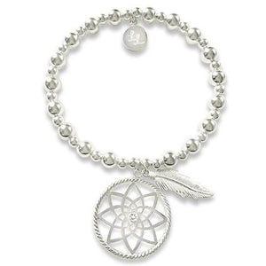 Misty Dreamcatcher Bracelet