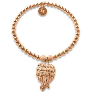 Olivia Rose Gold Angel Wings