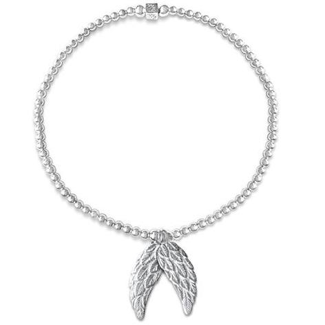 Angel Wings Anklet