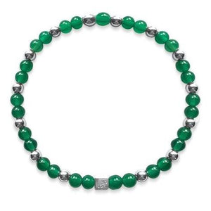 Green Camilla Colours Bracelet