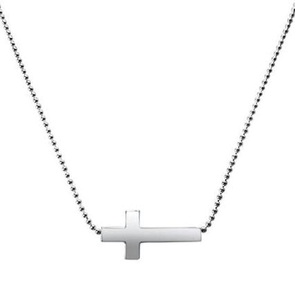 Delilah Cross Necklace